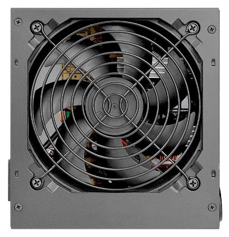 Thermaltake TR2 S 650W - 650 Вт, 1 вентилятор (120 мм), PFC активный, линия +12В(1) - 48 A • Molex: 4 / SATA: 5 / CPU 4+4pin: 1 / PCIe