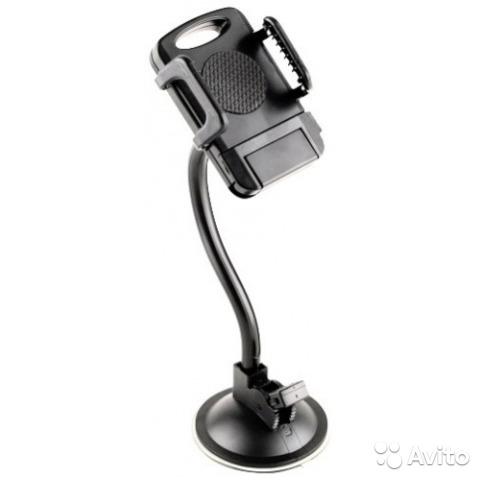Автомобильный держатель Wiiix HT-02N, black