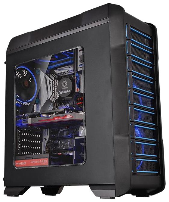 Корпус для компьютера Thermaltake Versa N23 CA-1E2-00M1WN-00 Black