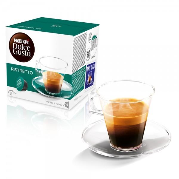Кофе в капсулах Nescafe Dolce Gusto Ristretto