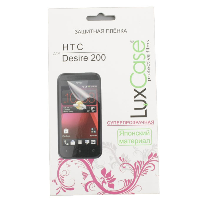 �������� ������ LuxCase ��� HTC Desire 200, ���������������