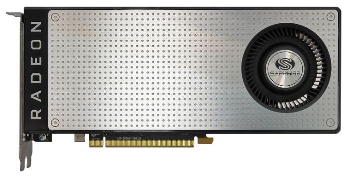 Sapphire Radeon RX 470 932Mhz PCI-E 3.0 4096Mb 7000Mhz - AMD Radeon RX 470, 14 нм, 932 МГц, 4096 Мб GDDR5@7000 МГц 256 бит, TDP 120