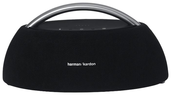 Портативная АС Harman Kardon Go + Play Mini Black HKGOPLAYMINIBLKEU