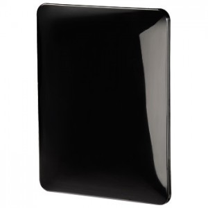 """Hama H-106363 для iPad 2 / 3 / 4 Black - (для экрана 9.7""""; пластик, поликарбонат; черный; вес 110 г • назначение - iPad 2 / 3 / 4)"""