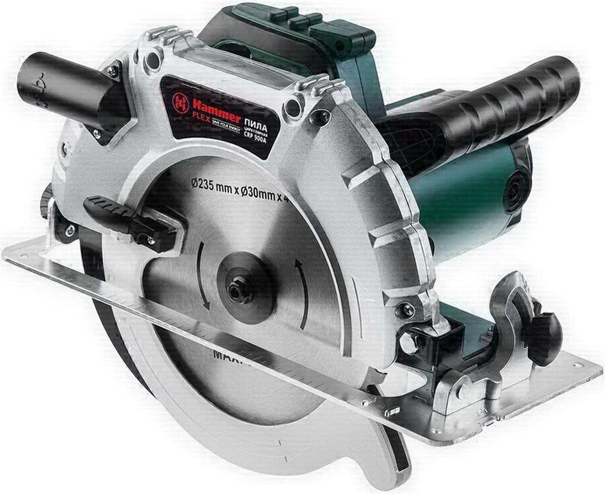 Пила циркулярная (дисковая) Hammer CRP 900 А CRP900А