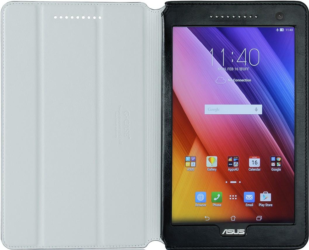 Чехол G-Case Executive для ASUS ZenPad 8.0 Z380KL черный