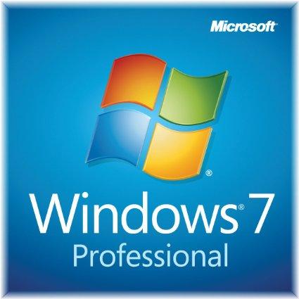 ОС MS Windows 7 Профессиональная 64bit RUS DVD (OEM)