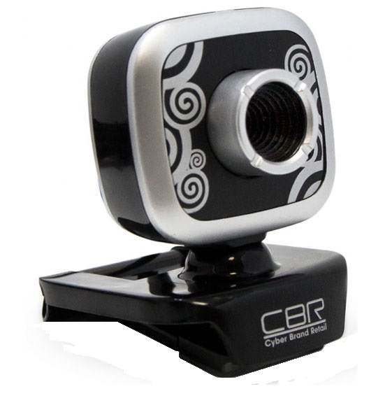 Веб-камера CBR CW 835M, Silver CW 835M Silver