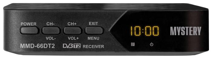 Ресивер DVB-T MMP-66DT2, black