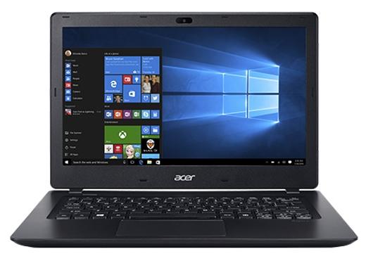 Acer Aspire V3-372-520B (NX.G7BER.011) - (Intel Core i5 6200U / 2.30 - 2.80 ГГц. Экран 13.3 дюймов, 1920x1080, широкоформатный. ОЗУ 6 Гб DDR3L. Накопители HDD 500 Гб; DVD нет. GPU Intel HD Graphics 520. ОС Linux)