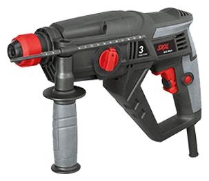 Skil 1743LA - (600 Вт; патрон SDS-Plus; 1100 об/мин; 5800 уд/мин • сверление с ударом, сверление, долбление)