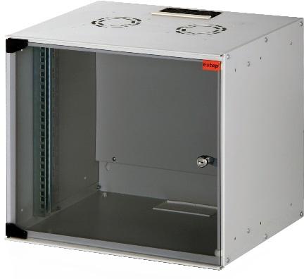 Estap настенный SOHOline 19 (9U 520x400), Grey SOHO9U40G