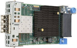 Lenovo ThinkServer LPm16002-M6-L AnyFabric 16Gb 2 Port Fibre Channel Adapter by Emulex (4XB0 - Адаптер; снаружи 2x FC 4xb0f28706