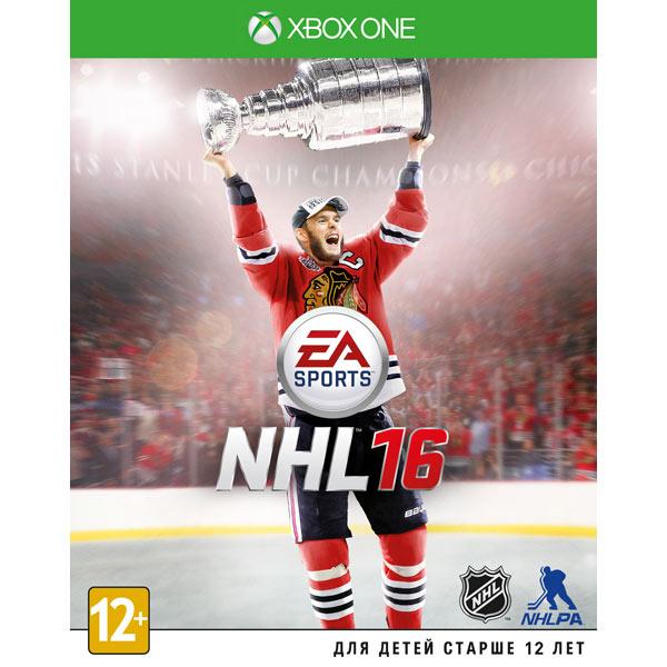 Игра EA Sports NHL 16 Xbox One