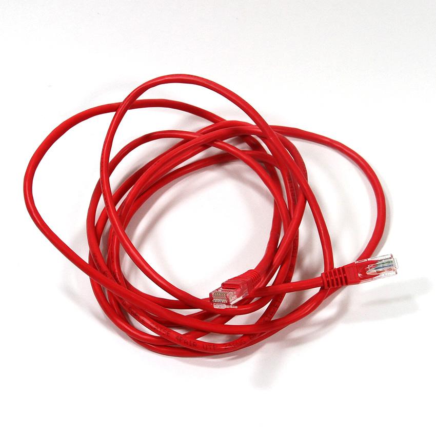����-���� Aopen ANP511_3M_R, UTP 5e, 3 �, Red