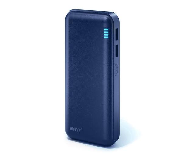 Аккумуляторная батарея Hiper SP12500 Indigo (12500 mAh)