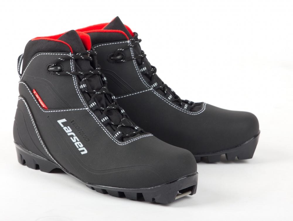 Ботинки лыжные Larsen Technic (Thinsulate) синт.(NNN)38