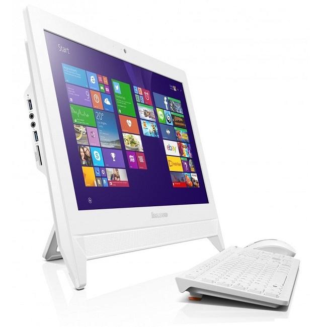 "Lenovo c20-05 (F0B3005RRK), White - (AMD E1 7010; 2 Гб; 500 Гб; ODD - DVD-RW • Экран 19.5"" 1920x1080; AMD Radeon R2 • Wi-Fi 802.11 b/g/n; Bluetooth 4.0 •)"