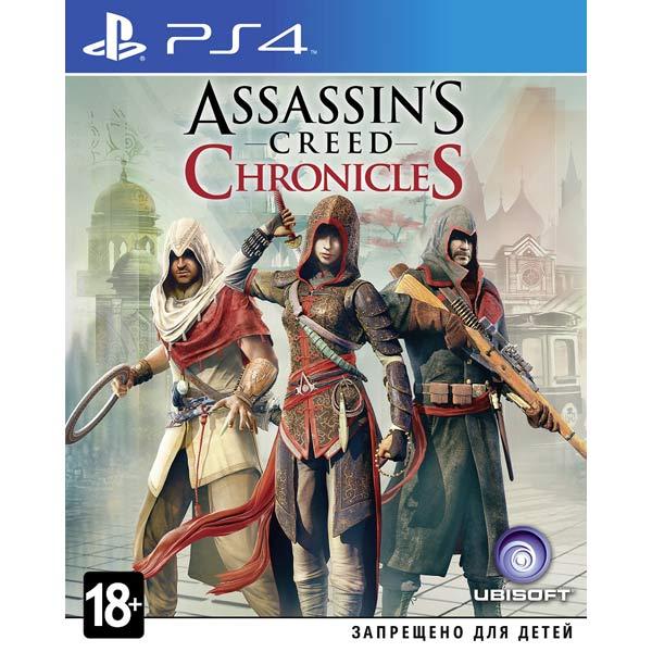 Игра Assassin'Creed Chronicles