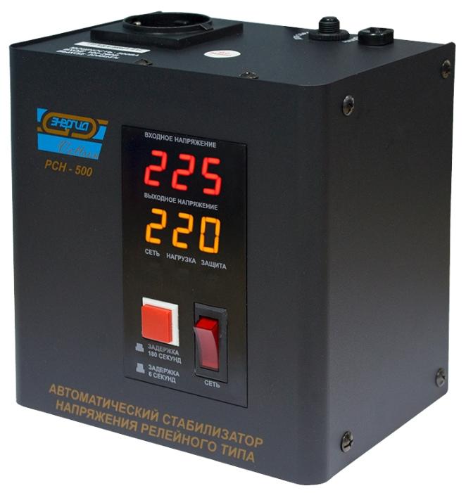 Стабилизатор напряжения Энергия Voltron PCH-500 Voltron РСН-500