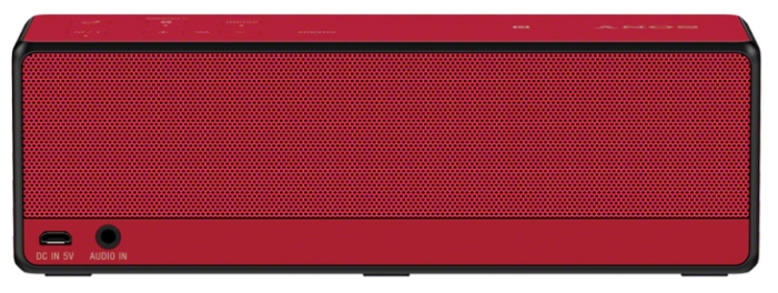 Портативная АС Sony SRS-X33 Red SRS-X33/RC