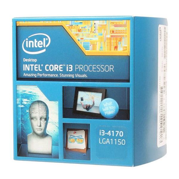 ��������� Intel Core i3-4170 Haswell (3700MHz, LGA1150, L3 3072Kb), BOX