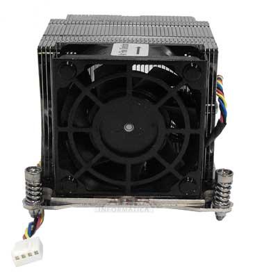 SuperMicro SNK-P0048AP4 - для процессора; 8400 об/мин ; радиатор - алюминий • Socket LGA2011 Square ILM, Socket LGA2011-3 Square ILM,