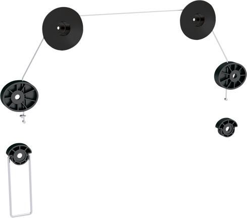 "��������� Arm Media LED-3 black 26""-63"" ����.50�� ��������� �������������"