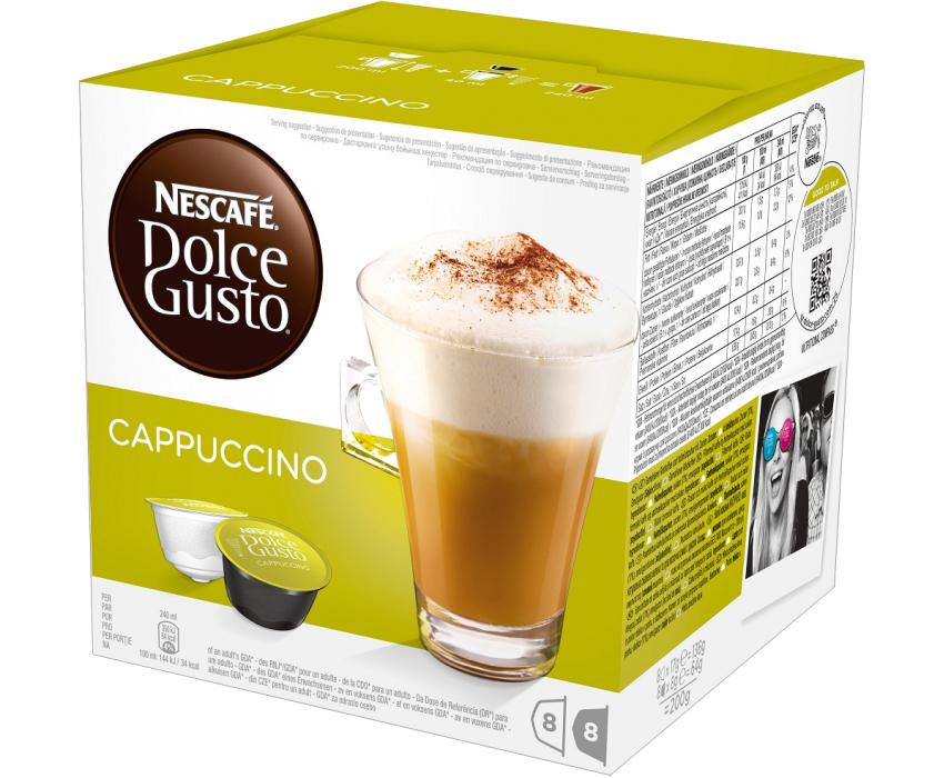 ���� Nescafe Dolce Gusto Cappuccino