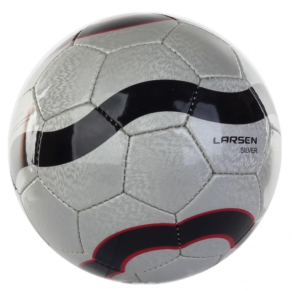 Мяч футбольный Larsen LuxSilver