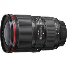 Фотообъектив Canon EF 16-35mm 4L IS USM (9518B005)