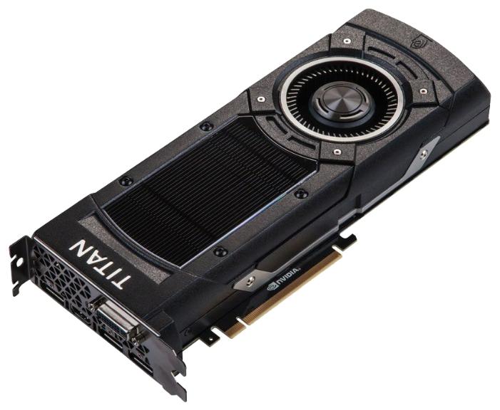 Видеокарта PNY GeForce GTX TITAN X 12288Mb TCSGTXTITANX-PB