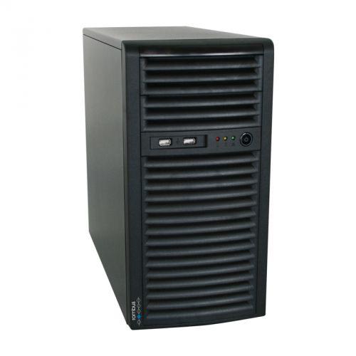 Корпус для компьютера SUPERMICRO,TOWER 300W MATX(CSE-731I-300B)black