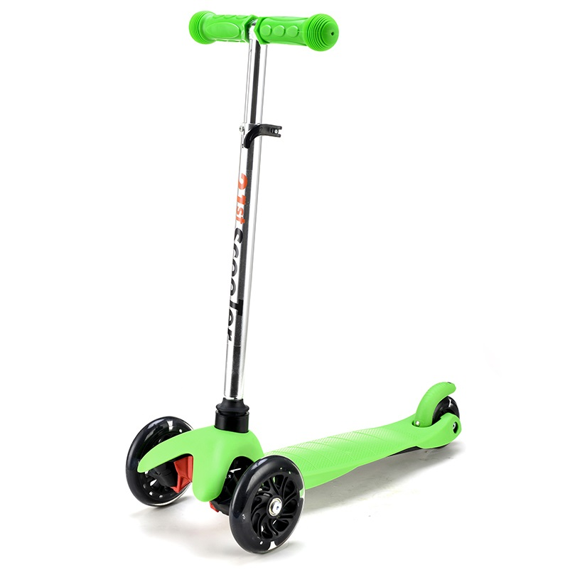 21st Scooter Mini Up Flash, green