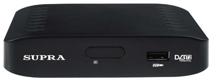 Ресивер Supra SDT-81 black