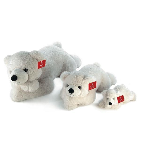 Мягкая игрушка Aurora Hasbro Медведь лежачий