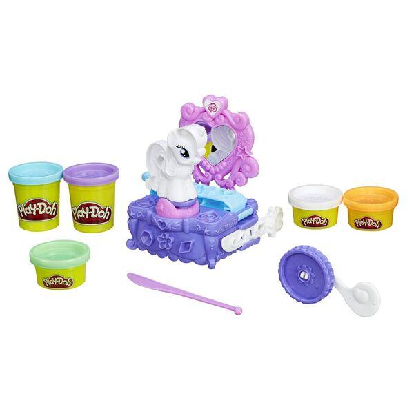 Hasbro play- doh, Туалетный столик Рарити
