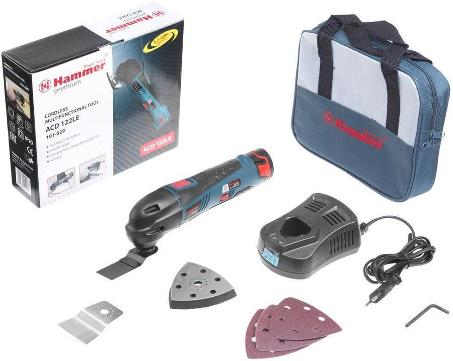 Многофункциональный инструмент Hammer ACD 122 Le Premium