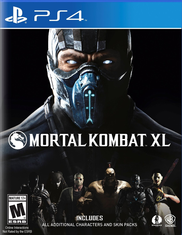Игра Mortal Kombat XL