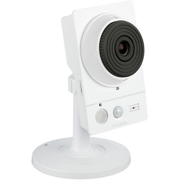 D-Link DCS-2136L - 1280x720; CMOS, 1/3; микрофон встроенный