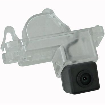 Incar VDC-106 для Mitsubishi L-200 - (Установка - задний бампер; Дисплей - автомагнитола или штатное головное устройство (ШГУ); Соединение проводное; Ночной режим есть; Разметка отключаемая)