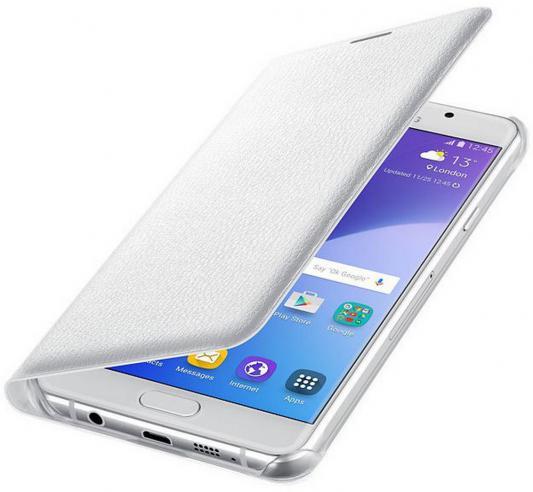 ����� Samsung ��� Samsung Galaxy A7 (2016) Flip Wallet white