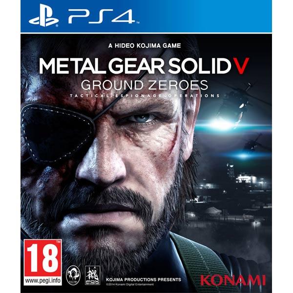 Игра Metal Gear Solid V: Ground Zeroes