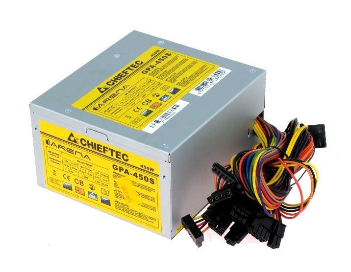 ���� ������� Chieftec GPA-450S 450W