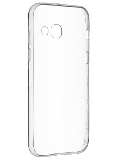 Чехол SkinBox 4People Slim T-S-SGA32017-005 (для Samsung Galaxy A3 2017), Clear