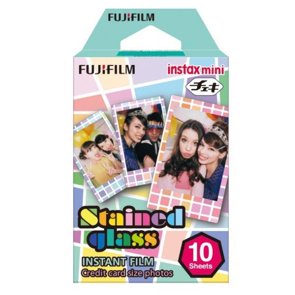 �������� Fujifilm Instax Mini Stained glass 1 10/PK