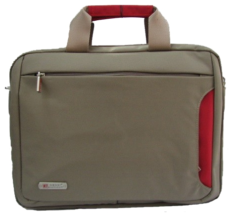 """Obosi 811A060, Beige - сумка; для устройства с экраном 15""""; материал синтетический (полиэстер) • Отделение-органайзер - есть. Внешние"""