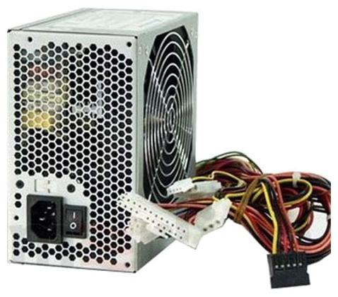 FSP 400W ATX-400PNR 12 cm Fan - 400 Вт, ATX12V 2.01, 1 вентилятор (120 мм), линия +12В(1) - 14 A, линия +12В(2) - 13 A • Molex: 4
