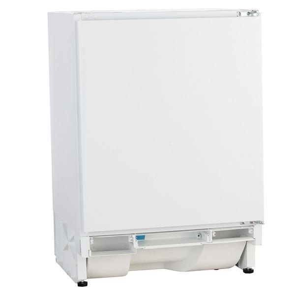 Electrolux ERN 1300 AOW - (холодильник без морозильника, 130 л (клим.класс SN, ST), встраиваемый, компрессоров 1, камер 1, дверей 1. (разм. капельная система). ШГВ 56x55x81.5 см. Управление электромеханическое. Энергопотр-е класс A+ (125 кВтч/год). белый / пластик)