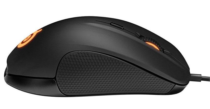 Мышь SteelSeries Rival 300 Black USB (62351)